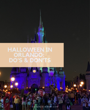 Halloween in Orlando: Do's and Don'ts