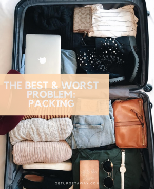 The Best & Worst Problem to Have – Packing