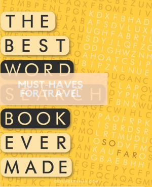 """My """"Must-Haves"""" For Travel"""