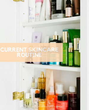 Current Skin Care Products